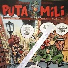 Coleccionismo de Revista El Jueves: REVISTA EL JUEVES - PUTA MILI - 14 AL 20 NOVIEMBRE 1995 - AÑO IV - Nº 177 -. Lote 149267038