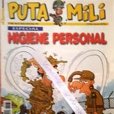 Coleccionismo de Revista El Jueves: REVISTA EL JUEVES - PUTA MILI - 22 AL 28 ENERO 1997 - AÑO VI - Nº 239 -. Lote 149267074