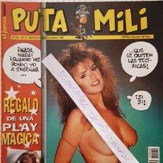 Coleccionismo de Revista El Jueves: REVISTA EL JUEVES - PUTA MILI - 29 ENERO AL 6 FEBRERO 1997 - AÑO VI - Nº 240 -. Lote 149267118