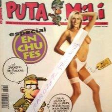 Coleccionismo de Revista El Jueves: REVISTA EL JUEVES - PUTA MILI - 22 AL 28 ABRIL 1997 - AÑO V - Nº 252 -. Lote 149267298