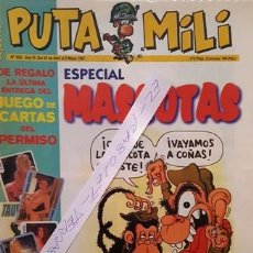 Coleccionismo de Revista El Jueves: REVISTA EL JUEVES - PUTA MILI - 29 ABRIL AL 5 MAYO 1997 - AÑO VI - Nº 253 -. Lote 149267818