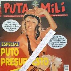 Coleccionismo de Revista El Jueves: REVISTA EL JUEVES - PUTA MILI - 13 AL 19 MAYO 1997 - AÑO VI - Nº 255 -. Lote 149412806