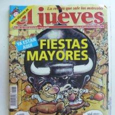 Coleccionismo de Revista El Jueves: REVISTA EL JUEVES. Nº 1265. Lote 151217286