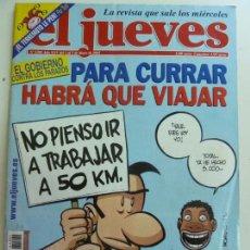 Coleccionismo de Revista El Jueves: REVISTA EL JUEVES. Nº 1301. Lote 151217530