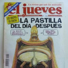 Coleccionismo de Revista El Jueves: REVISTA EL JUEVES. Nº 1252. Lote 151217898