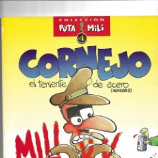 Coleccionismo de Revista El Jueves: COLECCIÓN PUTA MILI, Nº 4. DIBUJANTE MAIKEL.. Lote 152384908