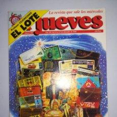 Coleccionismo de Revista El Jueves: REVISTA EL JUEVES NUM 604 AÑO XII DEL 21 AL 27 DE DICIEMBRE DE 1988. Lote 151548029