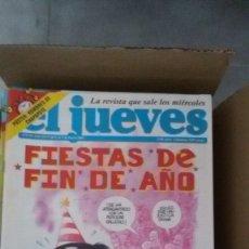 Coleccionismo de Revista El Jueves: REVISTA EL JUEVES AÑO COMPLETO 2003 (52 EJEMPLARES). Lote 149266914