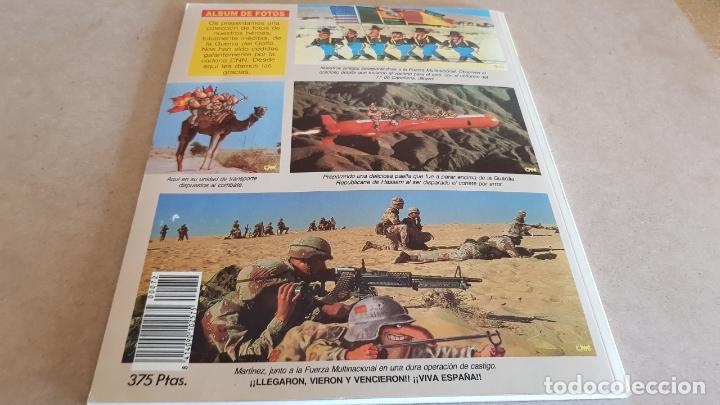 Coleccionismo de Revista El Jueves: PENDONDES DEL HUMOR Nº 72 / MARTINEZ EL FACHA / WAR IN THE GULF / KIM / BUEN ESTADO. - Foto 4 - 154391830