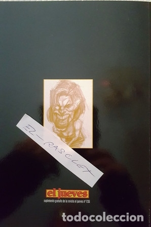 Coleccionismo de Revista El Jueves: LAS MEJORES CARICATURAS - DE VIZCARRA - ESTO ES HOLLYWOOD - EDICION 1999 - EL JUEVES - - Foto 6 - 154461430