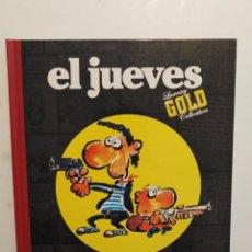 Coleccionismo de Revista El Jueves: REVISTA EL JUEVES, MAKINAVAJA, LUXURY GOLD COLECCTION. Lote 154778134