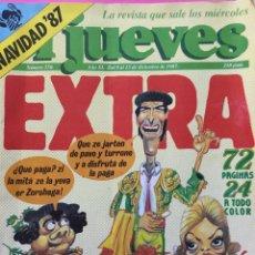 Coleccionismo de Revista El Jueves: EXTRA EL JUEVES. Lote 155605514
