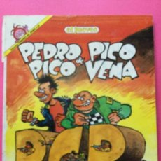 Coleccionismo de Revista El Jueves: ESPECIAL PEDRO PICO PICO VENA. Lote 155605070