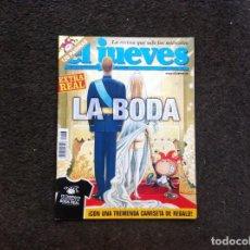 Coleccionismo de Revista El Jueves: REVISTA (EL JUEVES) AÑO 2004. Nº 1408. Lote 156263990