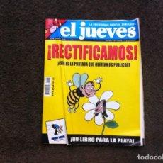 Coleccionismo de Revista El Jueves: REVISTA (EL JUEVES) AÑO 2007. Nº 1574. Lote 156270554