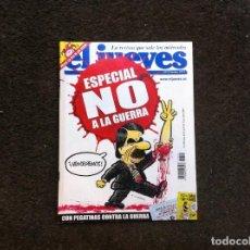 Coleccionismo de Revista El Jueves: REVISTA (EL JUEVES) AÑO 2003. Nº 1350. Lote 156271406
