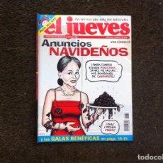 Coleccionismo de Revista El Jueves: REVISTA (EL JUEVES) AÑO 2002. Nº 1335. Lote 156274570