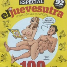 Coleccionismo de Revista El Jueves: 100 TRUCOS PARA FOLLAR MEJOR. Lote 156566046