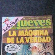 Coleccionismo de Revista El Jueves: REVISTA EL JUEVES-1993. Lote 158586606