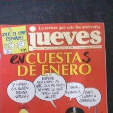 Coleccionismo de Revista El Jueves: REVISTA EL JUEVES-1994. Lote 158586698