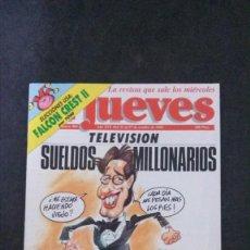 Coleccionismo de Revista El Jueves: EMILIO ARAGON-REVISTA EL JUEVES. Lote 158594714