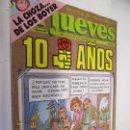 Coleccionismo de Revista El Jueves: EL JUEVES LA REVISTA QUE SALE LOS MIERCOLES Nº 807 11-92 LA CHOZA DE LOS BOYER . Lote 160404326