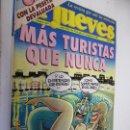 Coleccionismo de Revista El Jueves: EL JUEVES LA REVISTA QUE SALE LOS MIERCOLES Nº 844 JULIO 1993 MAS TURISTAS QUE NUNCA . Lote 160405938