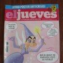 Coleccionismo de Revista El Jueves: REVISTA EL JUEVES Nº 1669 - AÑO 2009 - PÓSTER INCLUIDO. Lote 160524378