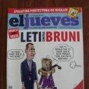 Coleccionismo de Revista El Jueves: REVISTA EL JUEVES Nº 1666 - AÑO 2009 - PÓSTER CENTRAL INCLUIDO. Lote 160524890