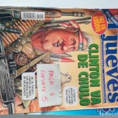 Coleccionismo de Revista El Jueves: REVISTA EL JUEVES 1152 * 64. Lote 162209330