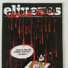 Coleccionismo de Revista El Jueves: EL JUEVES Nº 1.964 - ESPECIAL CHARLIE HEBDO (2017). Lote 162521838