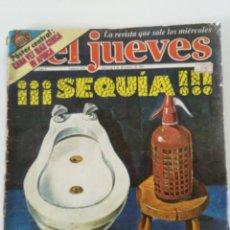 Coleccionismo de Revista El Jueves: EL JUEVES Nº 236 - ¡¡¡SEQUIA!!! (1981). Lote 162522306