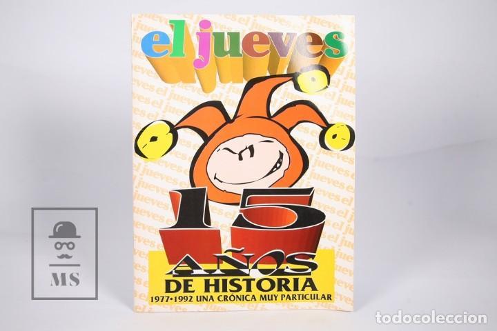 Coleccionismo de Revista El Jueves: Gran Lote de 154 Revistas - El Jueves - Del Año 1991 al 2000 - Foto 4 - 163070622