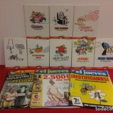 Coleccionismo de Revista El Jueves: ESPECIALES DE LA REVISTA EL JUEVES. Lote 163359054