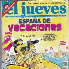 Coleccionismo de Revista El Jueves: EL JUEVES Nº 1314, AGOSTO 2002. Lote 166714414