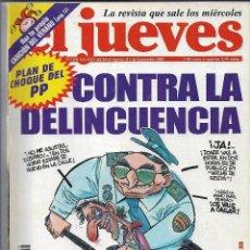 Coleccionismo de Revista El Jueves: EL JUEVES Nº 1318, SETIEMBRE 2002. Lote 166714522