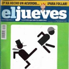 Coleccionismo de Revista El Jueves: EL JUEVES Nº 1658, MARZO 2009. Lote 166714918