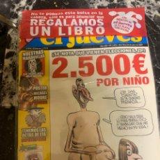 Coleccionismo de Revista El Jueves: EL JUEVES DESCABALGADA. Lote 167760522