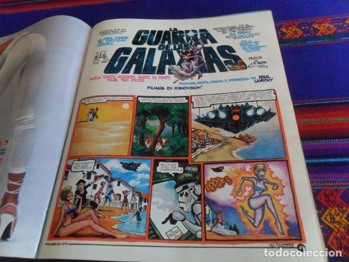 CON PARODIA DE STAR WARS, EL JUEVES EXTRA DE VERANO. (Coleccionismo - Revistas y Periódicos Modernos (a partir de 1.940) - Revista El Jueves)