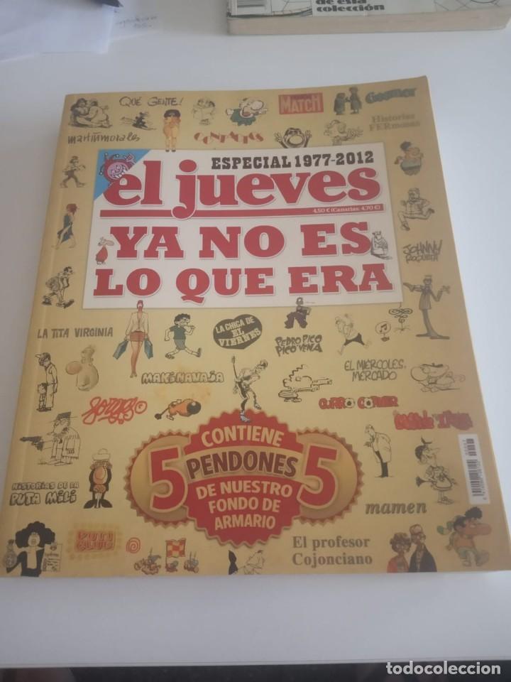 REVISTA EL JUEVES. YA NO ES LO QUE ERA. ESPECIAL 1977- 2012 (Coleccionismo - Revistas y Periódicos Modernos (a partir de 1.940) - Revista El Jueves)