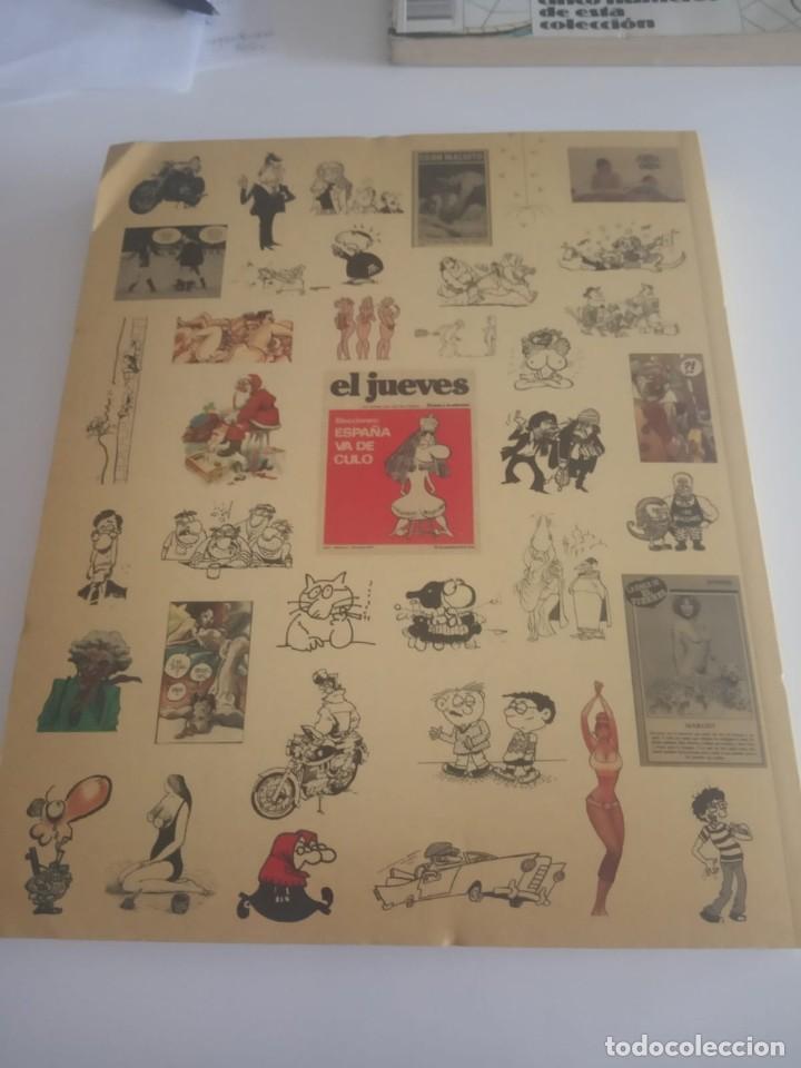 Coleccionismo de Revista El Jueves: REVISTA EL JUEVES. YA NO ES LO QUE ERA. ESPECIAL 1977- 2012 - Foto 2 - 169120596