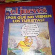 Coleccionismo de Revista El Jueves: REVISTA EL JUEVES N 110 JULIO 1979. Lote 172829143