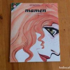 Coleccionismo de Revista El Jueves: EL JUEVES PENDONES DEL HUMOR MAMEN Nº 109. Lote 173148530