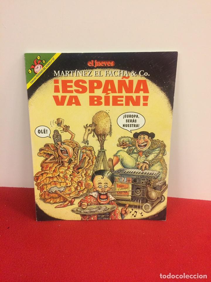 Coleccionismo de Revista El Jueves: Martínez el facha - Foto 2 - 174325943