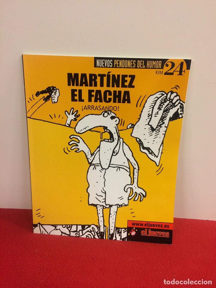 Coleccionismo de Revista El Jueves: Martínez el facha - Foto 3 - 174325943