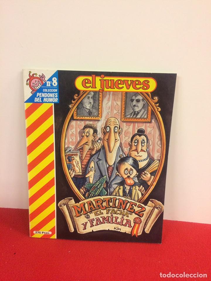 Coleccionismo de Revista El Jueves: Martínez el facha - Foto 5 - 174325943