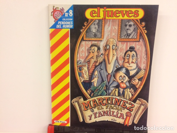 Coleccionismo de Revista El Jueves: Martínez el facha - Foto 7 - 174325943