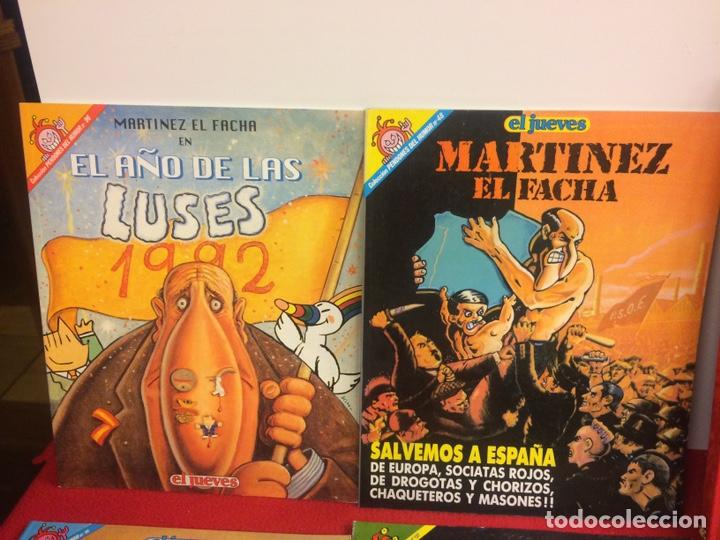 Coleccionismo de Revista El Jueves: Martínez el facha - Foto 8 - 174325943