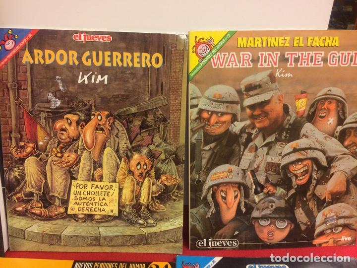 Coleccionismo de Revista El Jueves: Martínez el facha - Foto 10 - 174325943