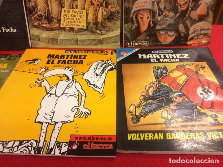 Coleccionismo de Revista El Jueves: Martínez el facha - Foto 11 - 174325943